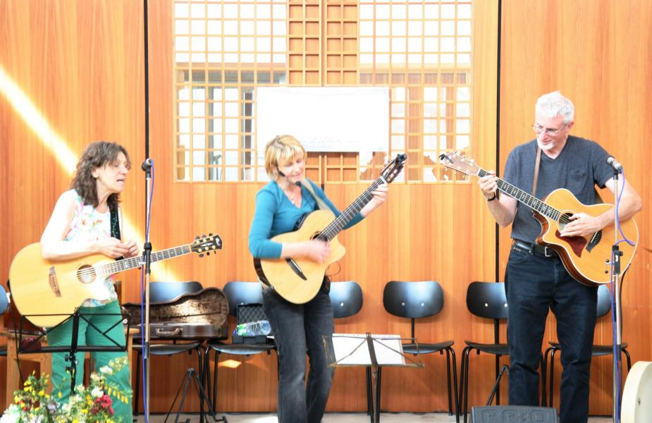 K800_4 Soundcheck mit Georgina, Michael (1)