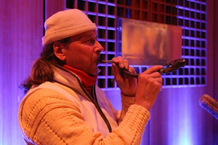 6. Liedernacht 2016 Regensburg Christian und das Drachenhorn