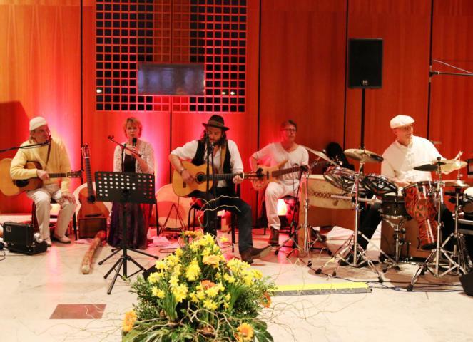 6. Liedernacht 2016 Regensburg die Musiker