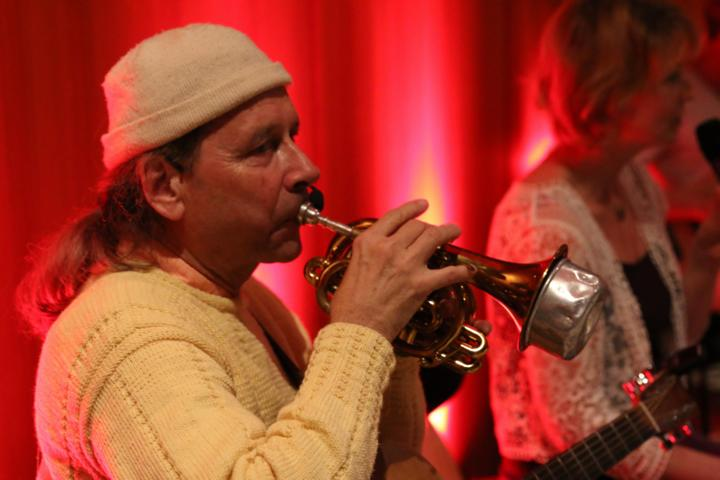 6. Liedernacht 2016 Regensburg_Christian Bollmann an der Trompete