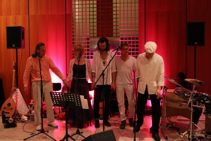 6. Liedernacht 2016 Regensburg_Gemeinsamer Abschluss