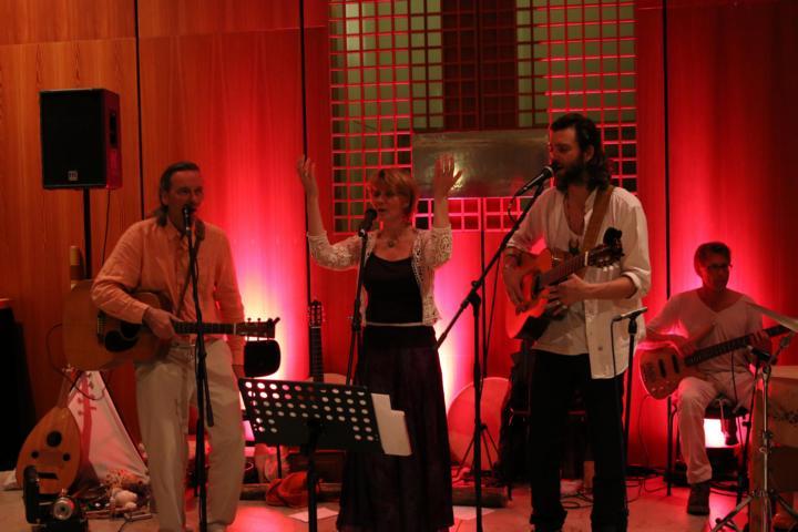 6. Liedernacht 2016 Regensburg_Pour Upon us